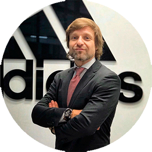 Javier Gurrea Director Sports Marketing ADIDAS